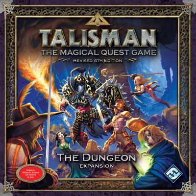 Talisman (fourth edition): Katakomben