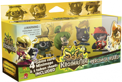 Krosmaster: Arena - Percimol Rules Expansion Pack #2