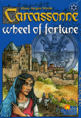 Carcassonne: Het Rad van Fortuin