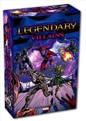 Legendary: Marvel Villains Deck Building Game