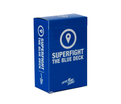 SUPERFIGHT! The Blue Deck