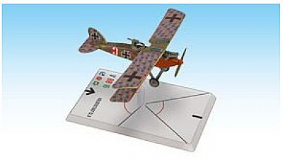 Wings of Glory: WW1 Airplane Pack - Halberstadt CL.II (Schwarze/Schumm)