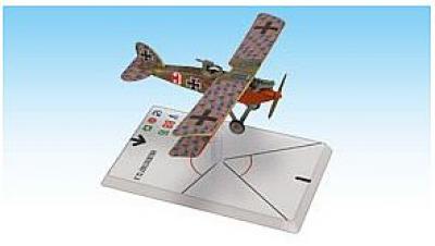 Wings of Glory: WW1 Airplane Pack - Halberstadt CL.II (Schwarze/Schumm)