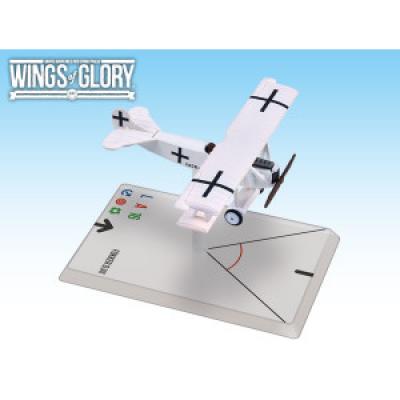 Wings of Glory: WW1 Airplane Pack - Fokker D.VIII (Goering)