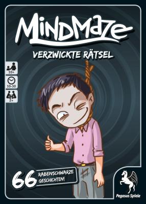 MindMaze: Verzwickte Rätsel – Rabenschwarze Geschichten