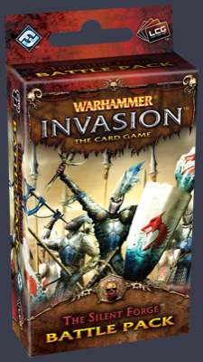 Warhammer: Invasion - The Silent Forge