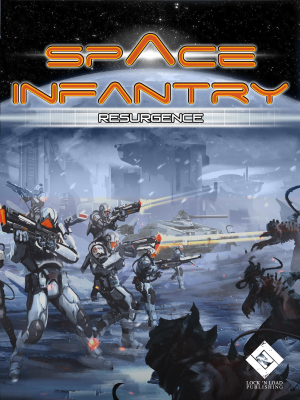 Space Infantry: Resurgence