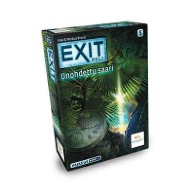 EXIT Unohdettu Saari pakohuonepeli