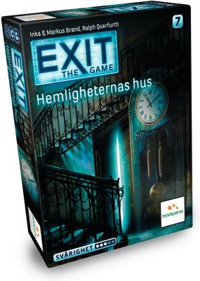 EXIT: The Game - Hemligheternas Hus