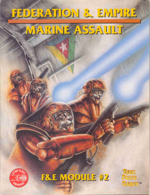 Federation & Empire - Module 2 - Marine Assault