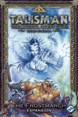 Talisman (fourth edition): Frostmark