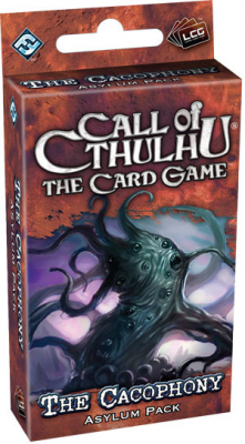 Call of Cthulhu: The Card Game - The Cacophony Asylum Pack