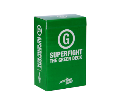 SUPERFIGHT! The Green Deck