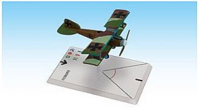 Wings of Glory: WW1 Airplane Pack - Albatros D.II (von Richthofen)