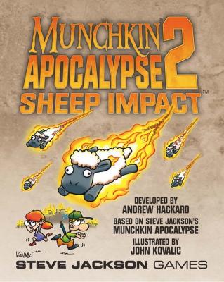 Munchkin Apokalypse 2: Schaafer Einschlag