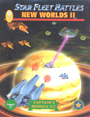 Star Fleet Battles: Module C2 – New Worlds 2
