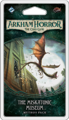 Arkham Horror: The Card Game – The Miskatonic Museum