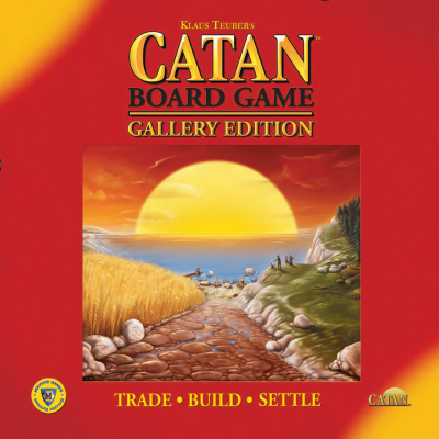 Settlers of Catan: Gallery Edition