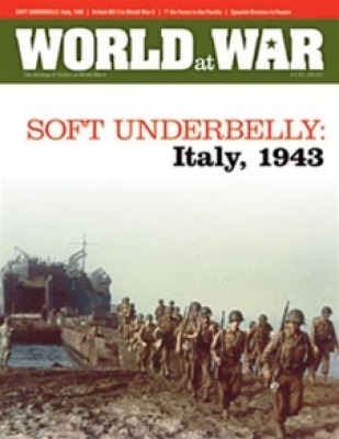 Soft Underbelly: Italy 1943