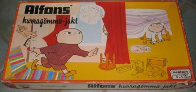 Alfons kurragömma-jakt