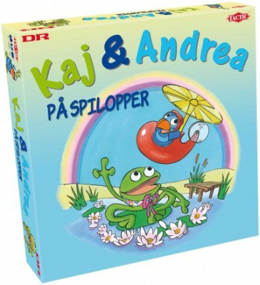 Kaj & Andrea på Spilopper