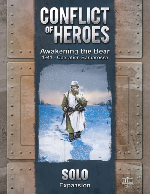 Conflict of Heroes: Awakening the Bear - Solo Expansion