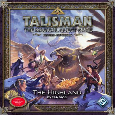 Talisman (fourth edition): Das Hochland