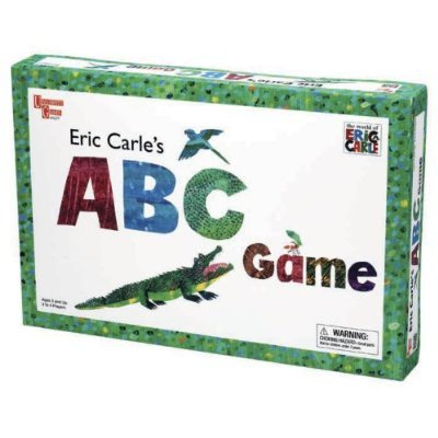 Eric Carle's ABC Game
