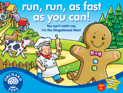 Run, Run, as Fast as You Can!
