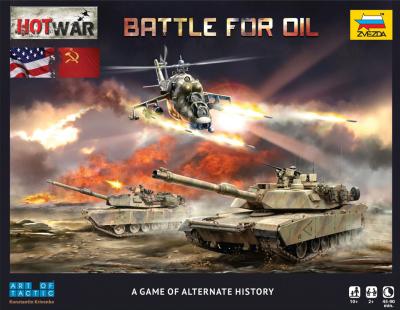 The Hot War: Battle for Oil