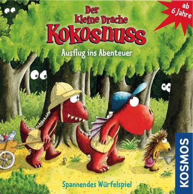 Der kleine Drache Kokosnuss: Ausflug ins Abenteuer