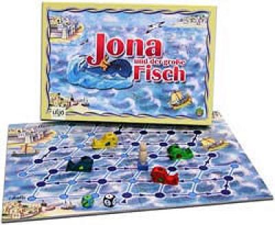 Jona und der große Fisch