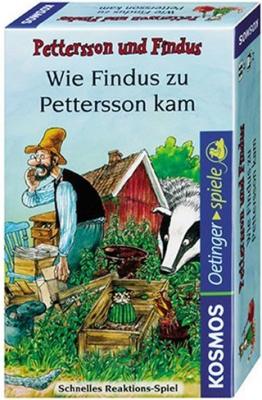 Pettersson und Findus  Wie Findus zu Pettersson kam