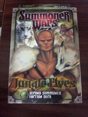 Summoner Wars: Jungle Elves Second Summoner
