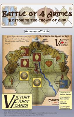 Battle of 4 Armies