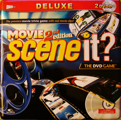 Scene It? Movie Second Edition