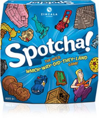 Spotcha!
