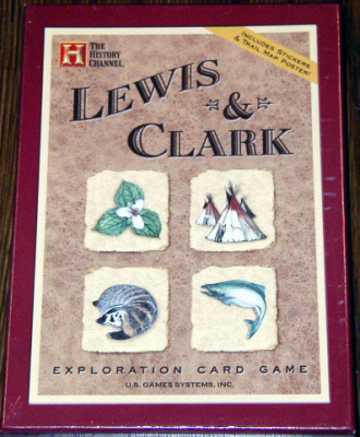 Lewis & Clark Exploration Card Game
