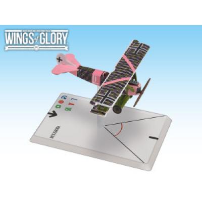 Wings of Glory: WW1 Airplane Pack - Fokker D.VII (Stark)