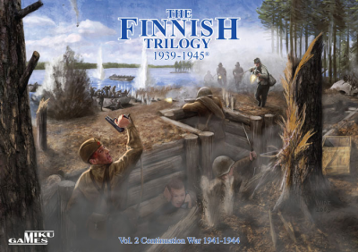 The Finnish Trilogy 1939-1945: Continuation War 1941-1944 (vol. 2)