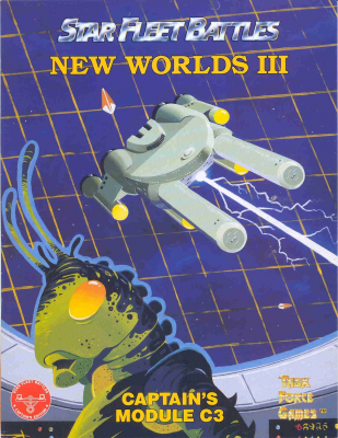 Star Fleet Battles: Module C3 – New Worlds 3