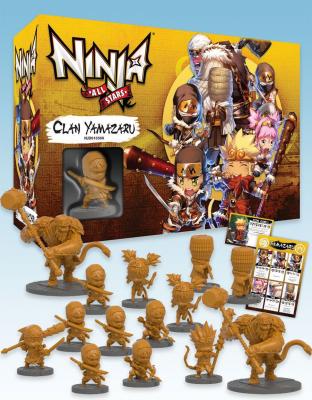 Ninja All-Stars: Clan Yamazaru