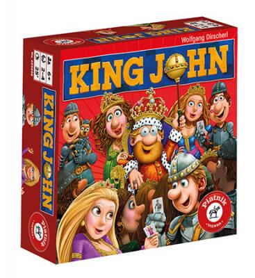 King John: Adelige Gäste willkommen