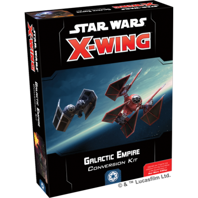 Star Wars: X-Wing (Second Edition) – Galactic Empire Conversion Kit