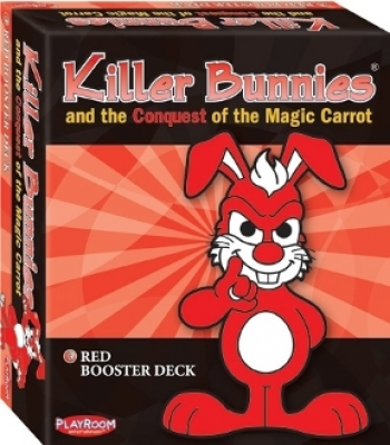 Killer Bunnies and the Conquest of the Magic Carrot: Red Booster Deck