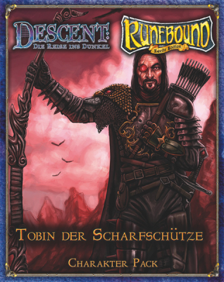 Descent / Runebound / Runewars Figure: Tobin Farslayer