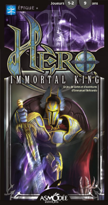 Hero: Immortal King: The Lair of the Lich