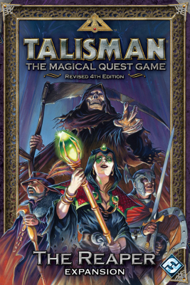 Talisman (fourth edition): Der Schnitter