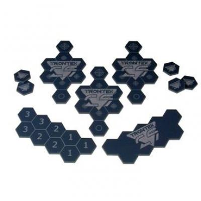 Dreadball: Trontek 29ers Acrylic Inserts