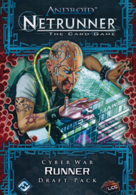 Android: Netrunner - Cyber War Runner Draft